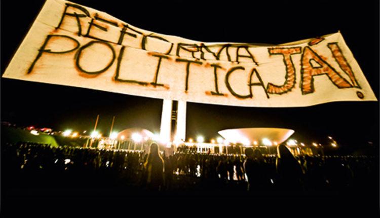 Sugestões para reforma política