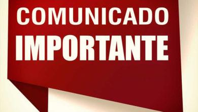 Photo of Comunicado SAAEJ