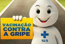 Photo of Campanha de vacinação contra influenza começa na segunda-feira (23)
