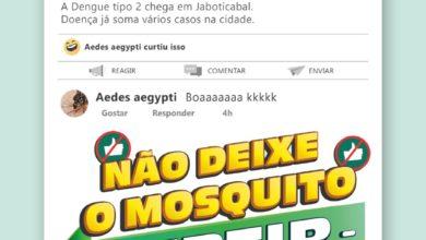 Photo of Saúde pede que população não dê trégua para o mosquito da dengue