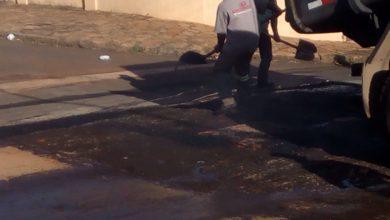 Photo of Prefeitura divulga pontos beneficiados pela operação Tapa Buraco –02de julho