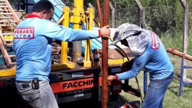 Photo of SAAEJ realiza manutenção no poço da Estiva