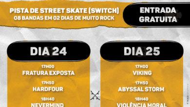Photo of Concha Acústica recebe festival de rock e skate