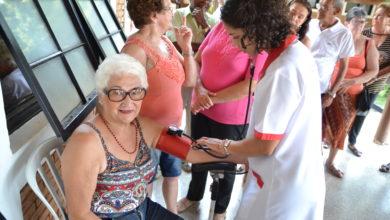 Photo of Parceria oferece serviços de saúde para frequentadores da Terceira Idade