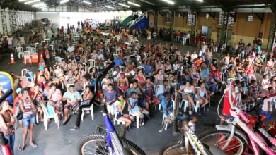 Photo of Festa das Crianças reúne mais de 2 mil pessoas no Cora Coralina