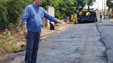 Photo of Vias públicas são beneficiadas por novos recapeamentos