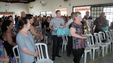 Photo of Terceira Idade celebra Santa Missa em homenagem  a Nossa Senhora Aparecida