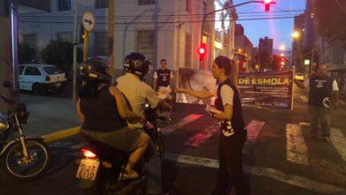"""Photo of Pit Stop reafirma importância da campanha """"Não dê Esmolas"""""""