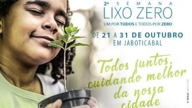 Photo of Semana do Lixo Zero começa no dia 21