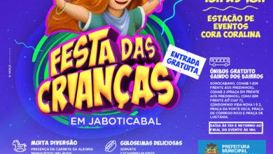 Photo of Crianças terão festa e diversão no domingo (13)
