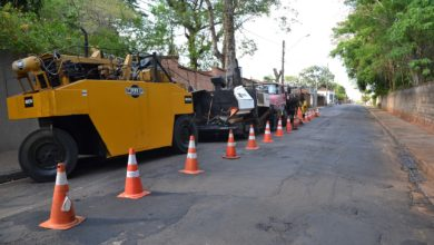 Photo of Recuperação do asfalto avança em Jaboticabal
