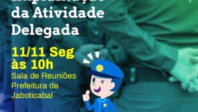 Photo of Prefeitura e Polícia Militar implantam Atividade Delegada