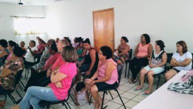 Photo of Palestra sobre Câncer de Mama leva informação ao CRAS 3