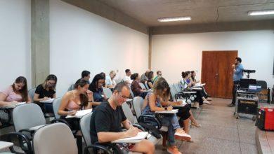 Photo of Oficina sobre Facebook é sucesso entre participantes