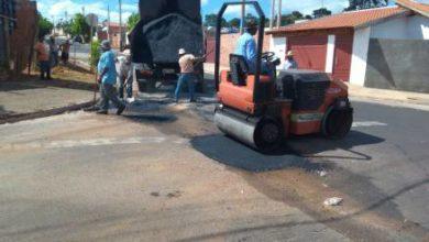 Photo of Prefeitura divulga pontos beneficiados pela operação Tapa Buraco – 7 de novembro