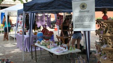 Photo of Sábado (21) é dia de Feira de Artesanato na Praça 9 de Julho
