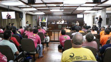 Photo of Projeto que permite o aumento de mototaxistas na cidade é incluído e aprovado por unanimidade na Câmara de Jaboticabal