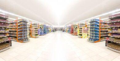 Photo of Gastos com supermercado aumentam em 42,61% em julho
