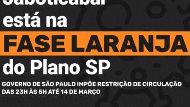 Photo of Governo de São Paulo impõe restrição de circulação das 23h às 5h até 14 de março