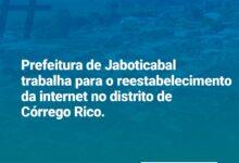 Photo of Córrego Rico – distrito de Jaboticabal sem Internet