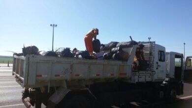 Photo of AB Triângulo do Sol retira 514 toneladas de lixo das rodovias