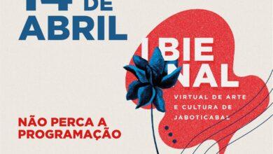 Photo of I Bienal Virtual de Arte e Cultura de Jaboticabal entrevista Juliane Mello