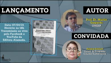 Photo of O jaboticabalense Murilo Gaspardo lança livro