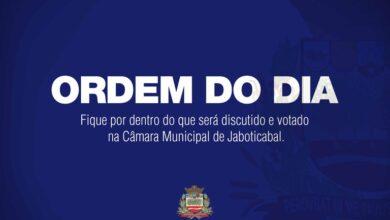 Photo of Vereadores votam contas da Prefeitura de Jaboticabal e Plano Plurianual nesta segunda-feira (02/08)