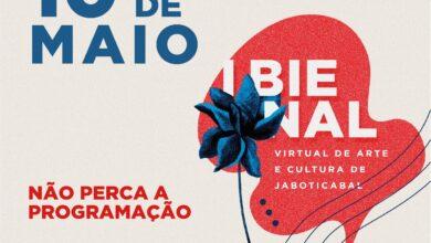 Photo of I Bienal Virtual de Arte e Cultura de Jaboticabal editará dois livros