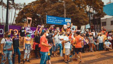 Photo of Ato reúne centenas de manisfestantes pelo impeachment de Bolsonaro em Jaboticabal